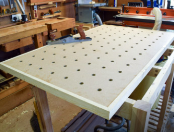 How to Build a 20mm Workbench with the Parf Guide System